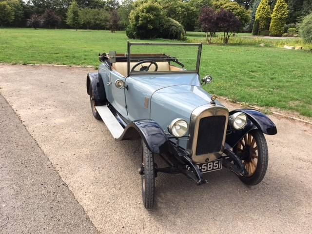 1923 Austin 12/4 two Seater with Dickey with Mulliner Body - Just Arrived!