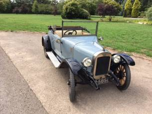 1923 Austin 12/4 two Seater with Dickey with Mulliner Body