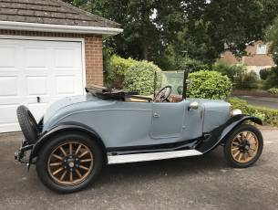1923 Austin 12/4 2 Seater with Dickey with Mulliner Body - Arriving Soon!