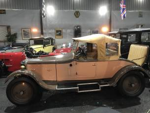 1924 AC Royal 11.9 two seat Tourer with Dickey