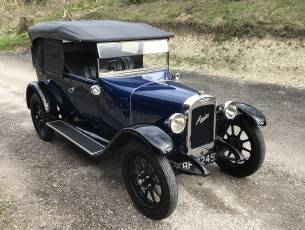 1924 Austin 12/4 Clifton Tourer