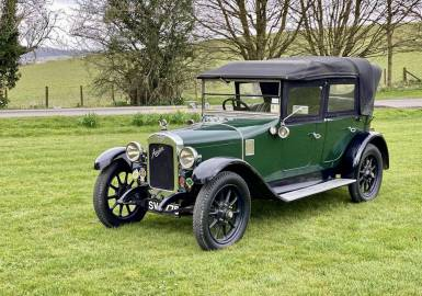 1924 Austin Heavy 12/4 Clifton Tourer