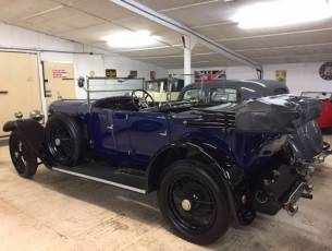 1924 Sunbeam 20/60 Tourer