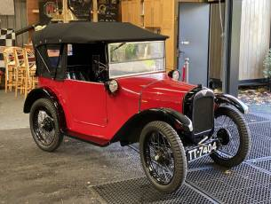 1925 Austin Seven 'Pram-hood' Chummy - Probably the Best Available