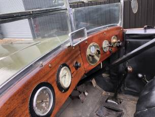 1926 Humber 12/25 Tourer - 'Oily-Rag' Project