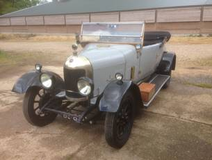 1926 Morris Oxford 13.9 Bullnose 2 seat tourer - NOW SOLD