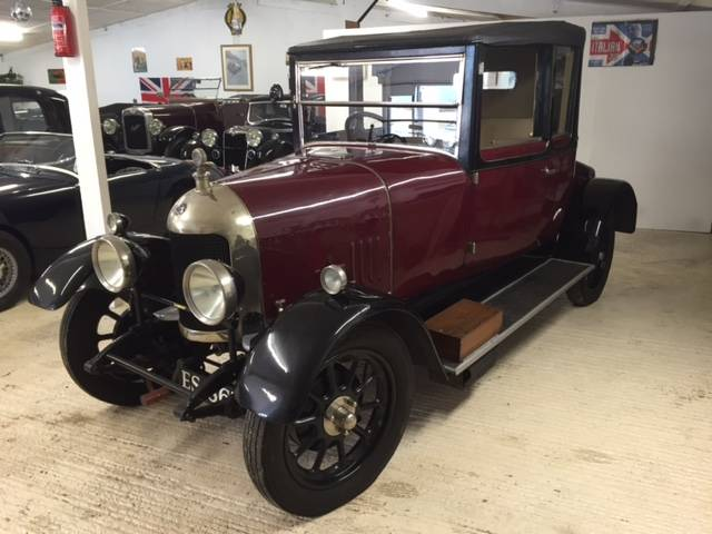 1926 Morris Oxford 3/4 Drop Head Coupe