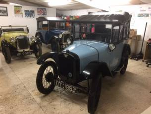 1927 Austin 7 Chummy 'AD' Series - Now Sold