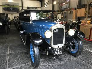 1928 Austin 16/6 Five Seat Tourer - Holden Coachwork