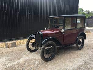 1928 Austin Seven 'R' Type 'Top Hat' Saloon
