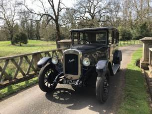 1929 Austin 12/4 Burnham Saloon - Excellent Example