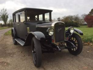 1929 Austin 12/4 fabric bodied saloon - Now Sold