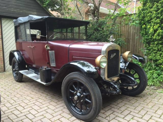 1929 Austin 124 Open Road Tourer - Arriving Soon