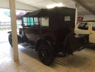 1929 Austin 124 Open Road Tourer
