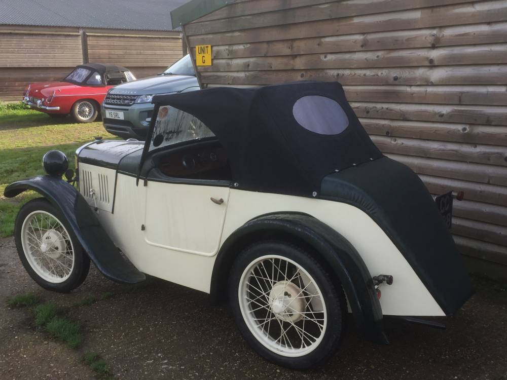 1929 austin 7 arrow 2 seater vintage and classic cars for sale robin lawton. Black Bedroom Furniture Sets. Home Design Ideas