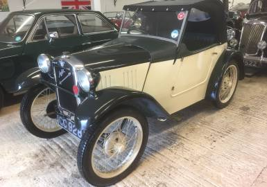 1929 Austin 7 Arrow 2 Seater