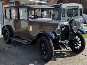 1929 Austin Heavy 12/4 Burnham