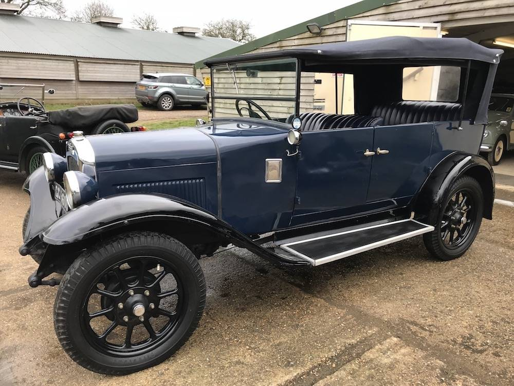 1930 austin 12 4 clifton tourer vintage and classic cars sold robin lawton. Black Bedroom Furniture Sets. Home Design Ideas