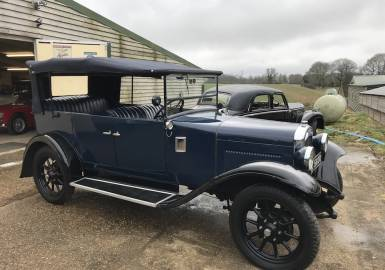 1930 Austin 12/4 Clifton Tourer