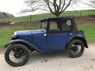 1930 Austin 7 Boat Tail Two Seater - new Video