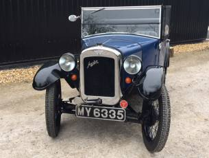 1930 Austin 7 Boat Tail Two Seater - Video Clip