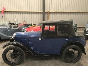 1930 Austin 7 Boat Tail Two Seater