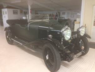 1930 Lagonda 2 Litre Low Chassis Speed Model
