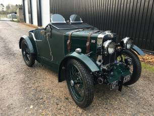 1930 MG 'M' Type 12/12 Le Mans Replica