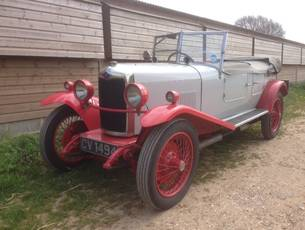 1930 Riley Nine Sports Tourer - NOW SOLD