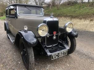 1931 Alvis 12/50 TJ Atlantic Saloon – Coachwork by Carbodies