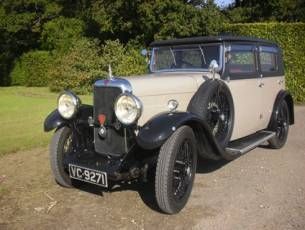 1931 Alvis 12/50 TJ Atlantic Saloon - Now Sold