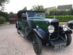 1931 Alvis 12/60 Four Seat Tourer - Arriving Soon