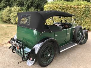 1931 Alvis 12/60 'TJ' Four Seat Tourer - Probably the finest available