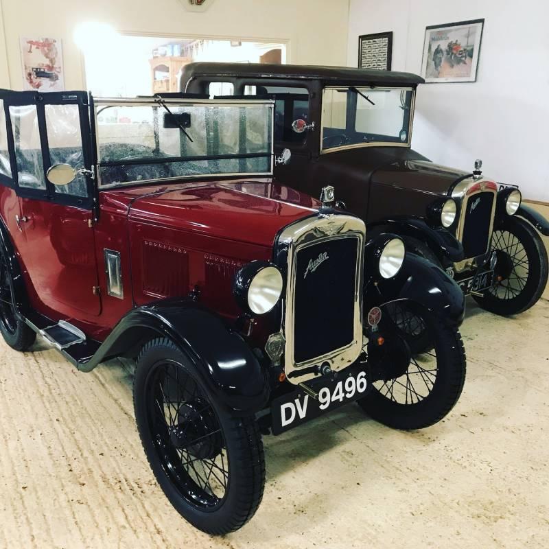 1931 Austin 7 'AF' Four Seat Tourer