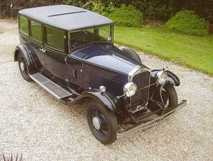 1931 Humber 16/50 Saloon - Now Sold