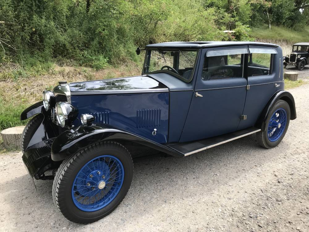 1931 Riley Alpine 14/6 Fabric Saloon - Price Adjusted