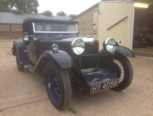 1931 Riley Nine Gamecock - NOW SOLD
