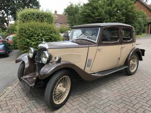 1932/33 Riley Nine Monaco - Arriving Soon