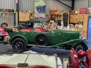 1932 Alvis 12/50 TJ Four Seat Tourer
