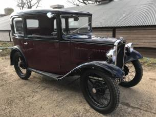 1932 Austin 7 RN Saloon - Now Sold