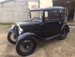 1932 Austin Seven Saloon - Now Sold