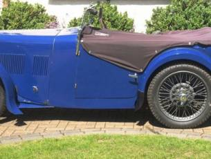 1932 MG J1 Four Seat Sports Tourer - Full Body, Chassis & Mechanical Restoration