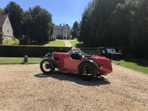 1932 MG 'M' Type Midget - current VSCC Buff Form