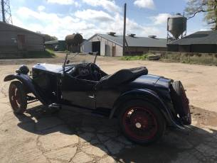 1932 Riley 9 Gamecock 2 seat sports tourer