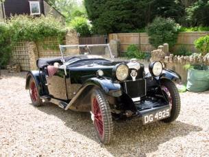1932 Riley Gamecock - Now Sold
