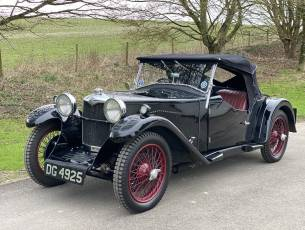 1932 Riley Nine Gamecock