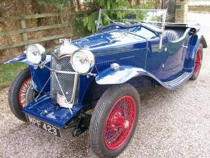 1932 Riley Nine March Special - NOW SOLD