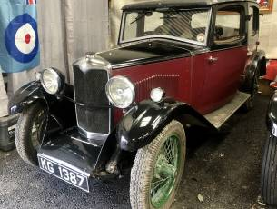 1932 Riley Plus Ultra Monaco - Oily-Rag Project