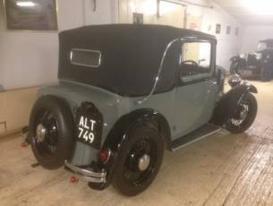 1933 Austin 10/4 Cabriolet - 80 years in one family