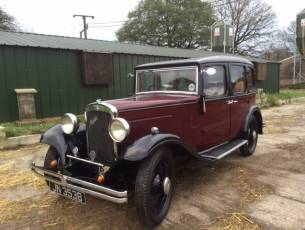 1933 Austin Light 12/4 Harley - Now Sold